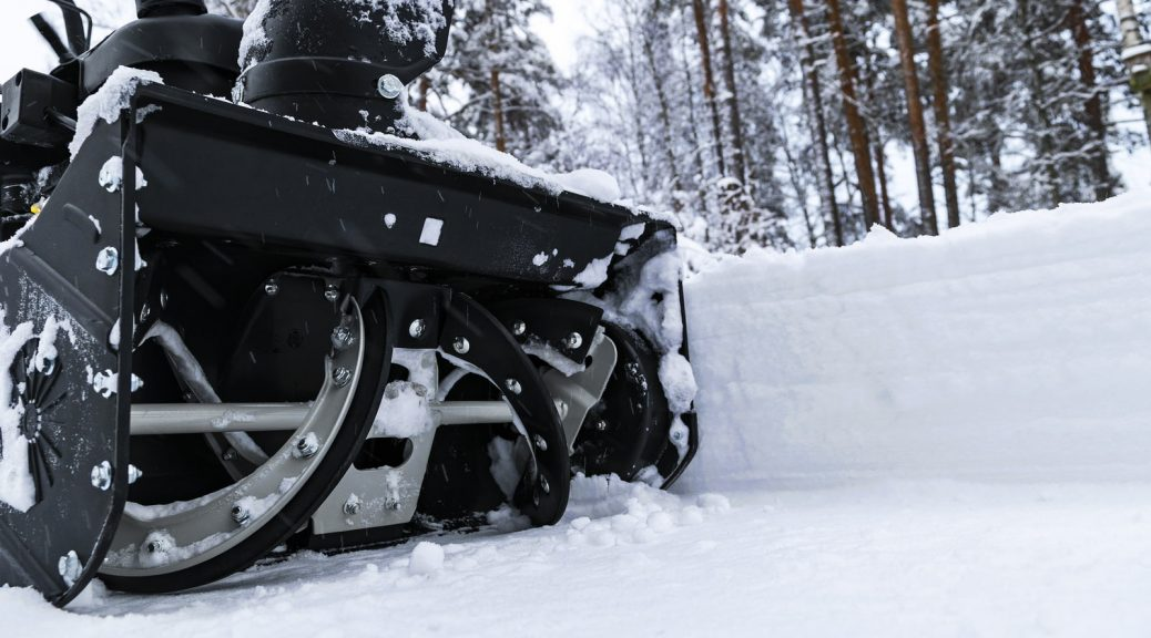 snow removal and its importance