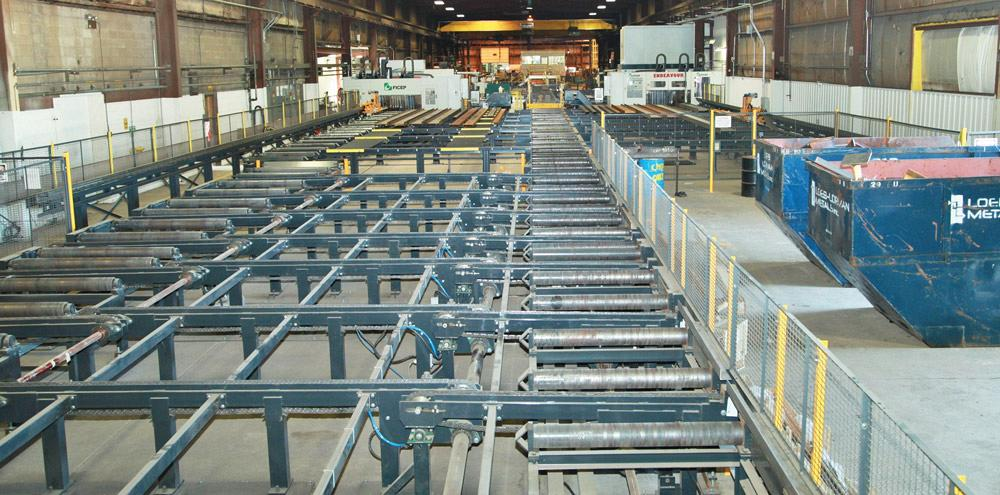 Structural Steel Fabrication for Businesses