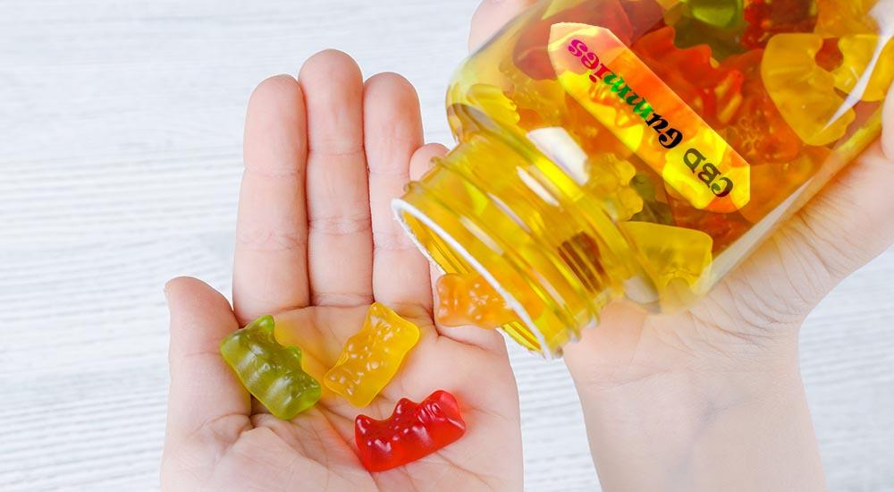 Delicious CBD Gummies