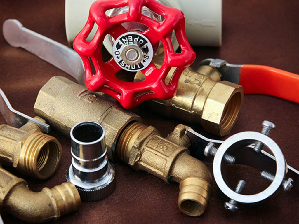 control valves in various systems