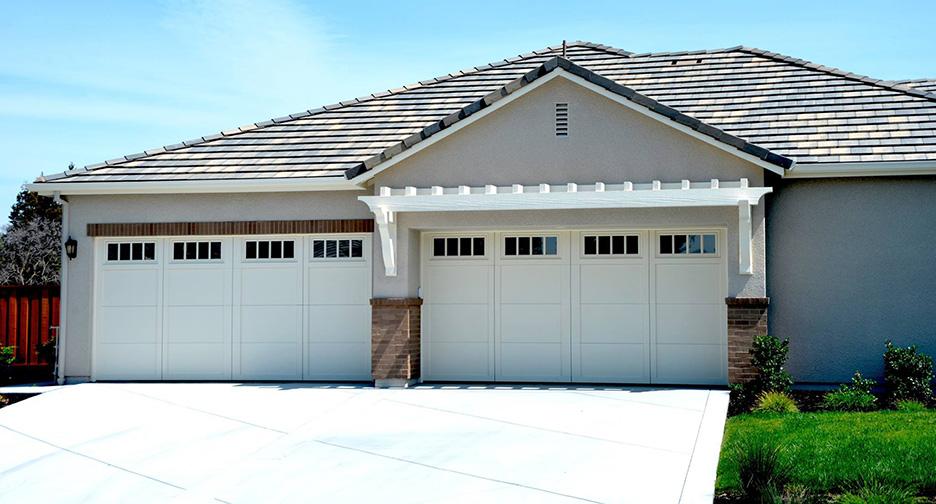 residential garage doors manufacturer