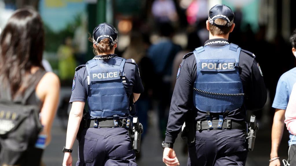 Volunteers Support Police